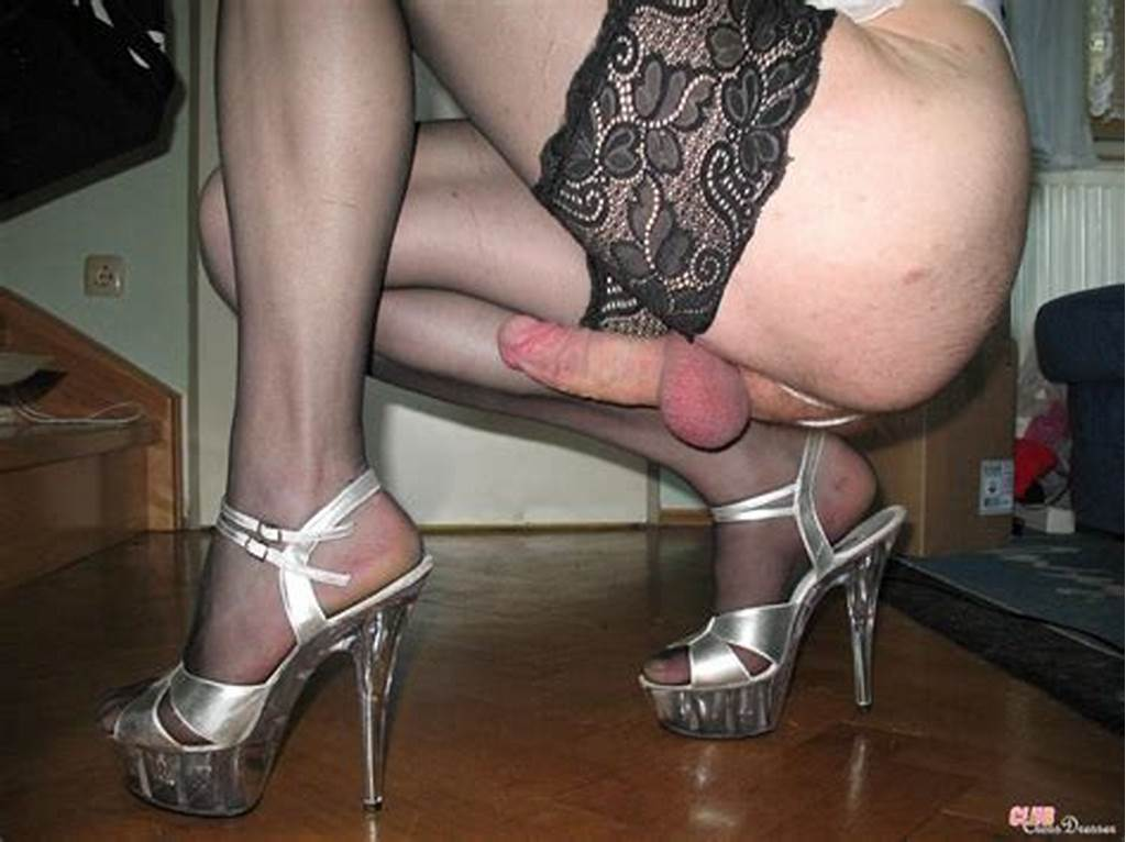 #Pictured #Of #Crossdresser #Getting #Fucked