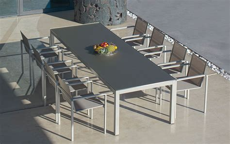 table et chaise de terrasse professionnel chaises de jardin et fauteuils repas terrasse et