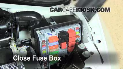 2012 Fiat 500 Fuse Box Location by Blown Fuse Check 2012 2019 Fiat 500 2012 Fiat 500 C Pop