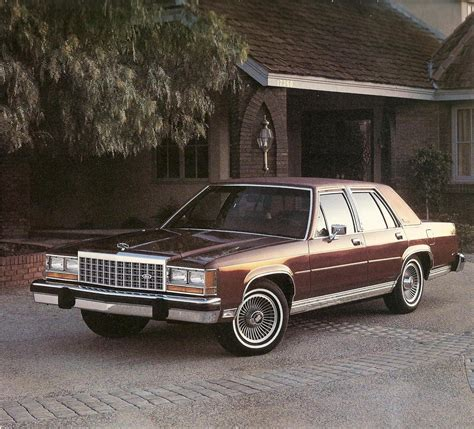 how make cars 1985 ford ltd crown victoria free book repair manuals i soon learned that the title to the car was with the ex wife of his former boss in a small town
