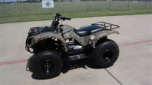 2 299  2008 Yamaha Grizzly 125 Camo For Sale Overview And Review