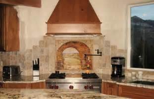 kitchen backsplash tile murals design kitchen backsplash feel the home