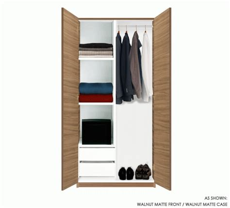 Wardrobe With Shelves by 30 Best Collection Of Wardrobe With Shelves And Drawers