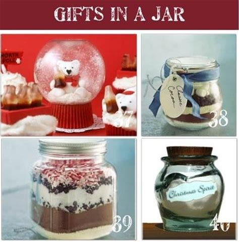 48 homemade gifts in a jar hand made gift ideas pinterest