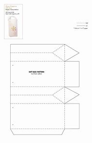 Best 25 ideas about printable purse template find what youll love printable paper gift bag template maxwellsz