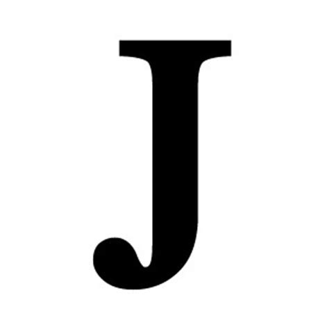 when did the letter j come into existence myers briggs beyond lean 29131