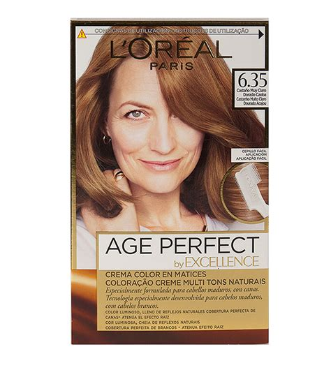 Comprar Loreal Paris  Coloración Excellence Age Perfect