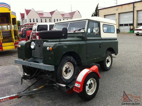 1969 Land Rover Series Iia 88. Perfect Surf Buggy
