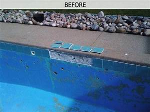 Ideal Swimming Pool Tile Replacement - tile replacement