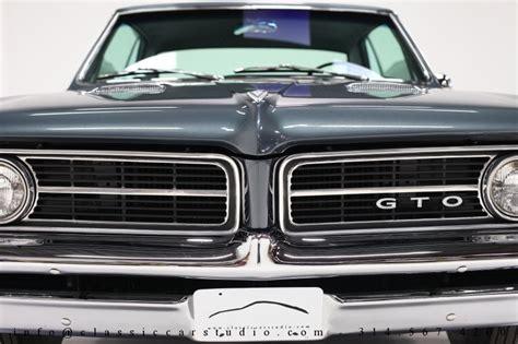 1964 Pontiac Gto Tri Power by 1964 Pontiac Gto Tri Power Classic Car Studio