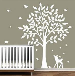 wall decal best 20 white tree decal for nursery wall With good look big tree decals for walls