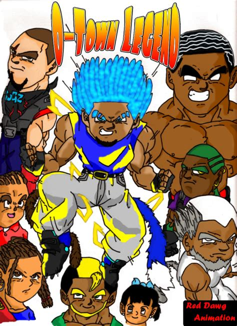 O Town Legend Dragonball Fanon Wiki Fandom Powered By
