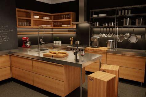 deco cuisine bois déco cuisine moderne bois