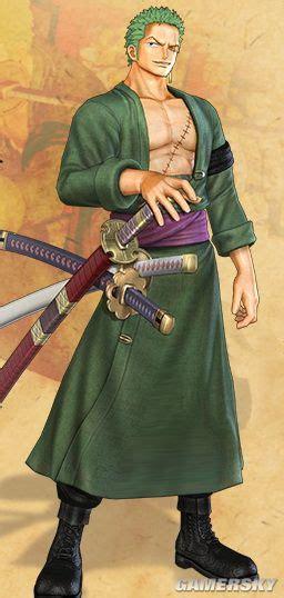 《海贼王无双2(one Piece: Kaizoku Musou 2)》大招虽眼熟效果却拔群 路飞、山治、索隆、艾尼