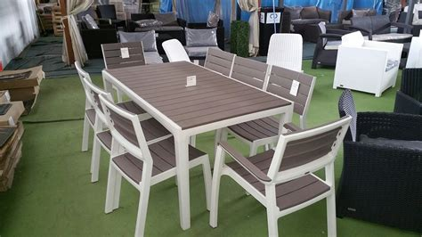 offerte tavoli da giardino offerte tavolo allungabile con sedie