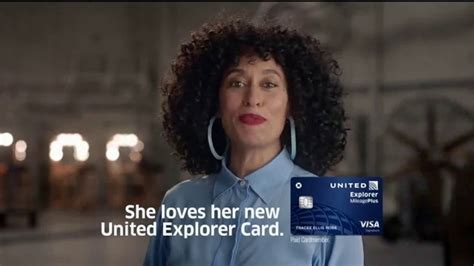 You can use these credit card numbers on a free trial account on certain websites that asks for a credit card, or bypassing the verification processes of some websites which you are not. United MileagePlus Explorer Card TV Commercial, 'Joy' Feat. Tracee Ellis Ross - iSpot.tv