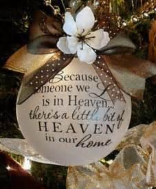 heaven ornament christmas pinterest