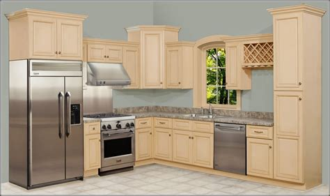 Assembled Kitchen Cabinets Home Depot  Home Decor