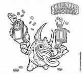 Skylanders Skylander sketch template