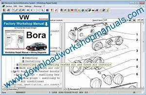 Vw Bora Workshop Manual