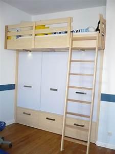 Ikea Regal Mit Schreibtisch : hochbett mit schreibtisch ikea ikea hochbett troms mit ~ Michelbontemps.com Haus und Dekorationen