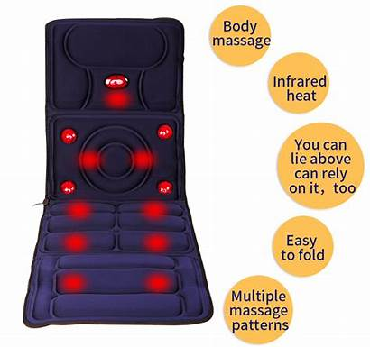 Pad Heating Massaging Massage Electric Heated Vibrator