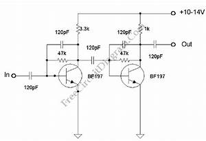 Rf Amplifier  U2013 Circuit Wiring Diagrams