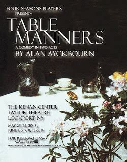 billy lai table manners this is part of the manners belt billy lai table manners