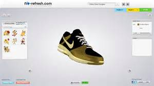 design sneaker shoe design tool to let your end users design aspired pair of shoes no refresh review