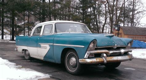 1956 Plymouth Belvedere 230 W/ 3 Spd Manual Numbers