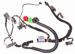 Lh Front Power Seat Wiring Harness 05-08 Audi A4 B7