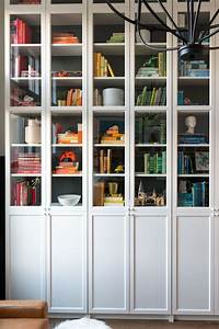 Floor, To, Ceiling, Built, In, Bookcases