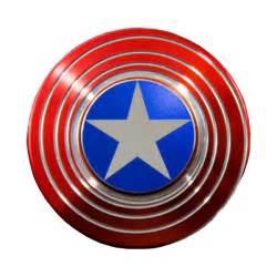 Spinner Fidget Captain America