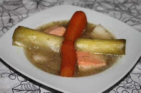 pot au feu de poissons light to me