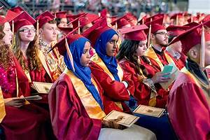 Thomas Jefferson High School class of 2017 graduates ...