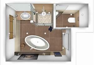 Bad Ideen Kleiner Raum : grundriss badezimmer 9qm design ~ Bigdaddyawards.com Haus und Dekorationen