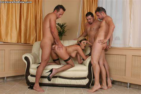 Pigtails Dped At Window Banged Orgy Donna Bell Mmf Screwed During Swingers Ass