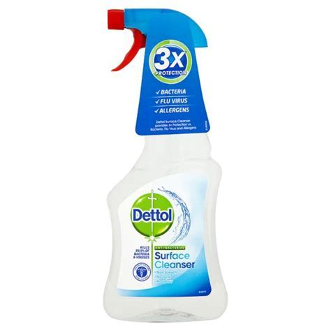 Dettol Surface Cleaner A/Bact 500Ml