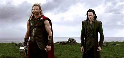 Thor Ragnarok Loki Hela Mjolnir Destroyed Marvel