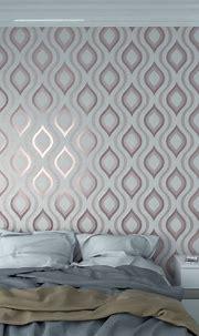 5 Best Rose Gold Wallpaper for Bedroom in 2021 - roomdsign.com