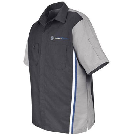 volkswagen service xpress technician short sleeve shirt