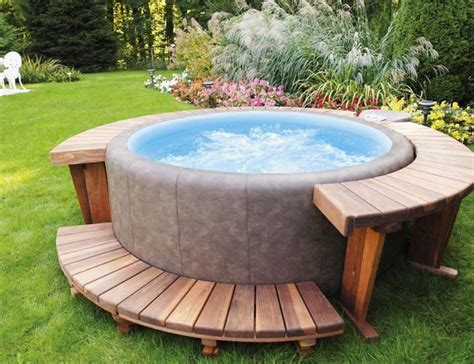 soft tub 59 best images about tubs on decks small