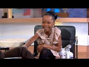 Little 39Beasts Of The Southern Wild39 Star Brings Big