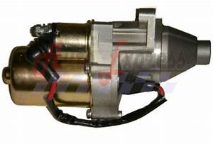 New Honda Gx390 Starter Motor With Solenoid Fits 13hp Gx 390 Engine  U0026 Generator