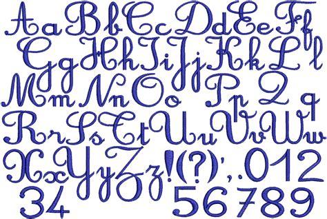 embroidery calligraphy fonts makaroka com
