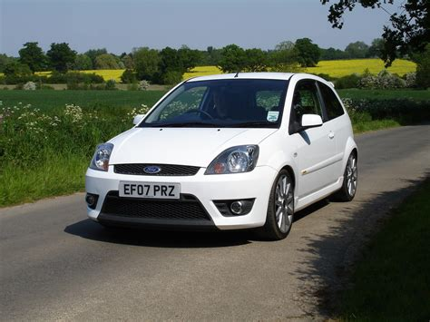 Ford Fiesta St 2005 2008 Photos Parkers