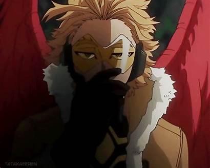 Hawks Bakugo Shinsou Angel Caged