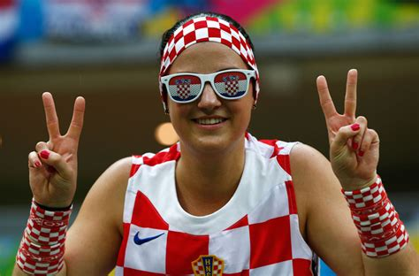 The Most Beautiful Female Fans From Fifa World