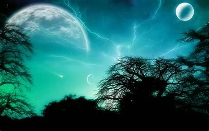 Sky Night Wallpapers Desktop Backgrounds Friend Alaska