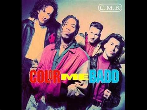 color me badd songs color me badd i wanna you up remix